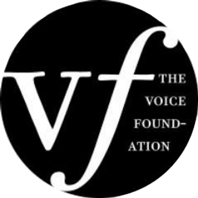 The Voice Foundation Logo