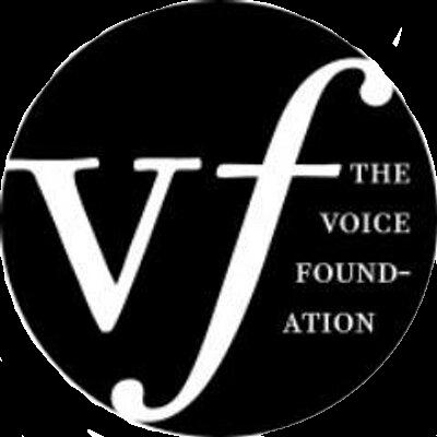 The Voice Foundation Logo