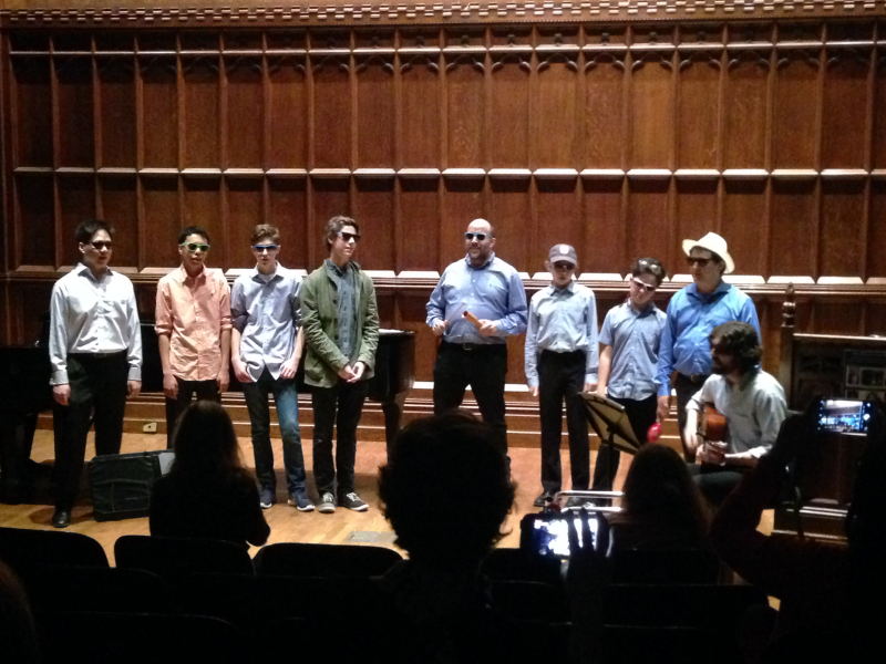 Young Men's Vocal Workshop